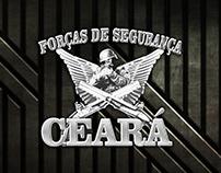 Logo Força de Segurança Ceará