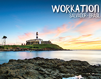 Workation Salvador Brasil