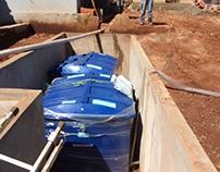 Estação de Tratamento de água Usina Tonon