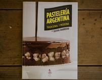 Pastelería Argentina [Diseño Editorial]