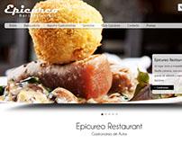 Sitio Restaurante Epicúreo