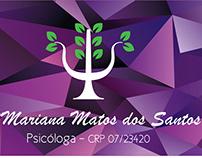 Identidade Visual e Redes Sociais | Mariana Matos