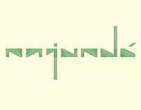 Operaciones morfológicas con tipografía.