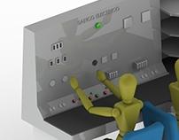 Modelado Banco de Pruebas Eléctrico