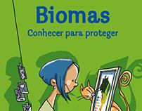 [livro] Biomas, Conhecer para Proteger