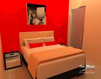 Projeto Casa - 2 quartos