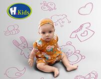 H.Kids - Arte para Fan Page