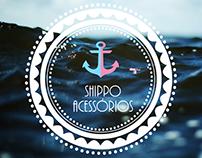 Shippo Accessories - Vintage Logo Concept