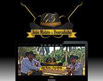 João Mulato & Douradinho Responsive Website