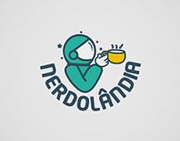 Logotipo e padrão visual
