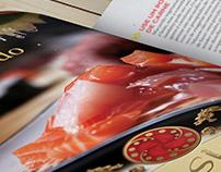 Material Impresso Asia Sushi