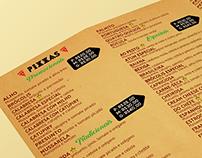 Cardápio - Pizza Delivery Setor Sul - Goiânia