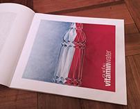 Ilustracion Vitaminwater para Joia Magazine