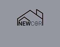 Newcor Logo Design Concept