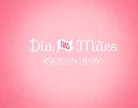 Dia Das Mães - Giovanna Baby