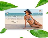 Água e Luz Social Media / Facebook Ads / Ecommerce