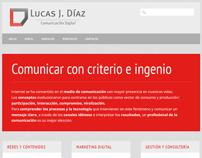 Sitio Web Personal