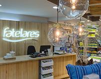 FATELARES -  diseño interior