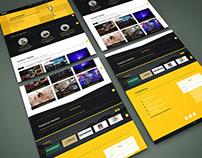 Diseño Página Web SW Producciones