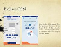 Biollave GSM