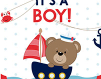 Ahoy! It´s a boy!