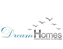 DREAM HOMES Logo & Corporative Identity Design