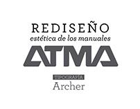 Rediseño manuales ATMA