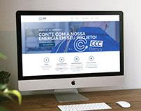 Site CCC Elétrica