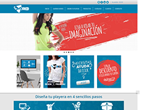 Diseño web Xkd