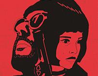Cartaz Movie - Léon