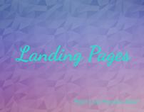 Web // Landing Pages