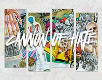 Cannon Of Hate | Sabemos Quem Somos Nós