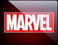 Marvel / Disney T-Shirts - Set 002