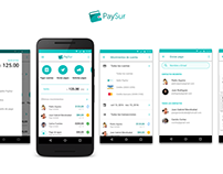 PaySur - Android app