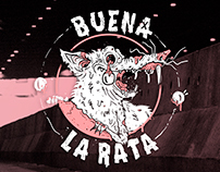 "Video ""BUENA LA RATA"" Dude"