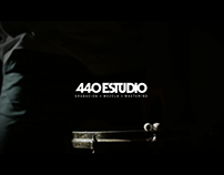Intro 440 - Edición y animacion