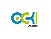 LOGO OKI DESIGN