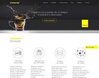 Web UI Inmersa.co