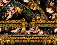 Estampa Realeza Ornamental
