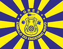 Emblema e Bandeira de Escola de Samba
