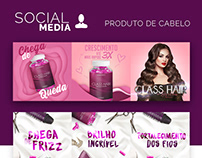 Social media para produto