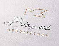 Redesign da marca Biazus Arquitetura