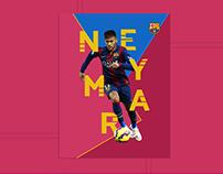NIKE/ADIDAS - FOOTBALL  POSTERS