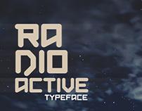 RADIOACTIVE TYPEFACE