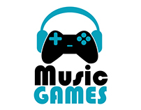Logo Music Games