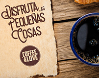Post para redes sociales Coffee & Love