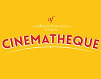 Cinematheque - Alliance Française - Outubro/2016