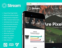 Stream Responsive WordPress Theme by Visualmodo