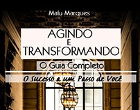 Capa para Ebook Agindo e Transformando