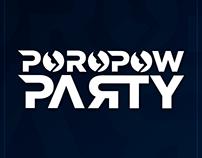 Branding I POROPOPOW PARTY